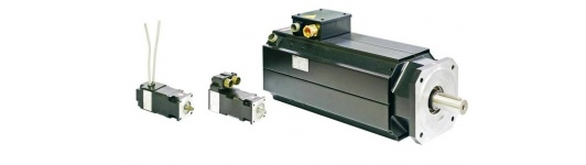 Brushless servo motors