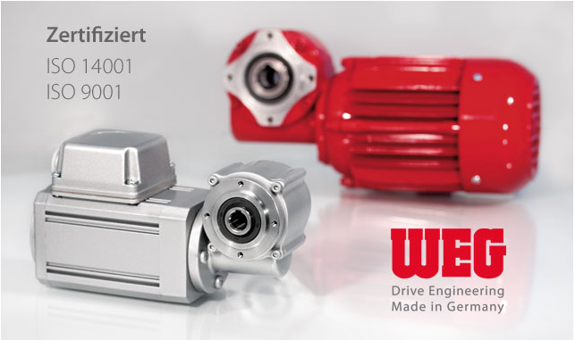 WEG Gear Motors