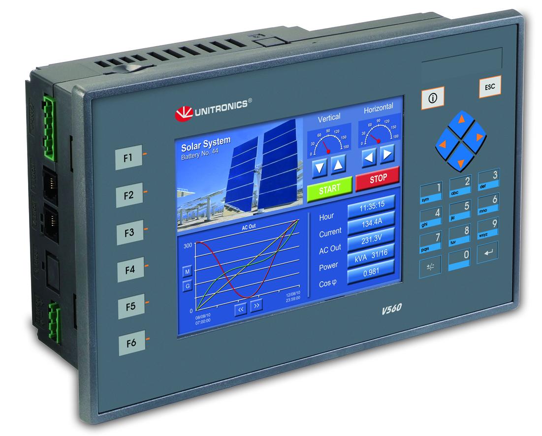 V560 unitronics